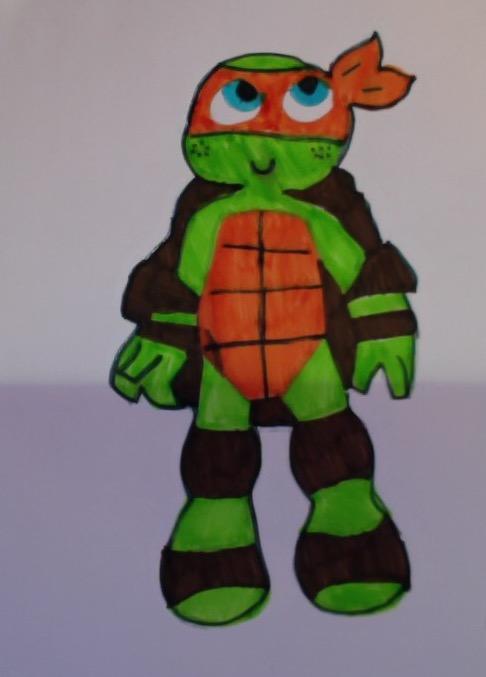 Maya Michelangelo
